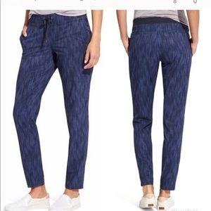 Athleta Midtown Pattern Pants